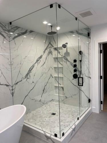 Flexible Shower